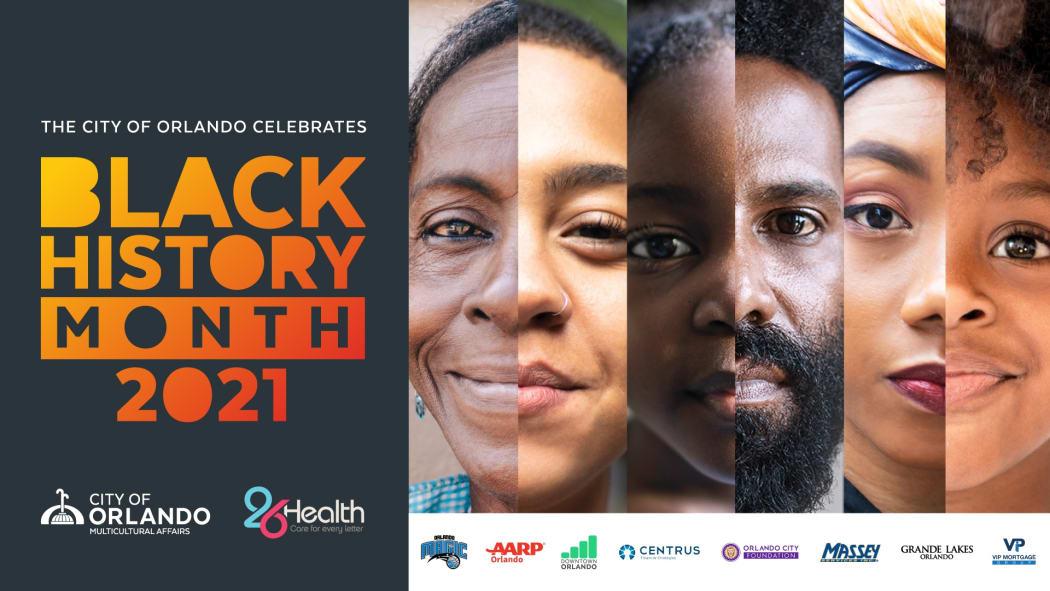 City of Orlando Black History Month - Arts & Cultural Week