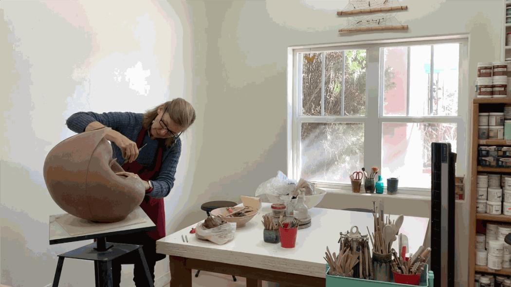 Artist Studio Visits