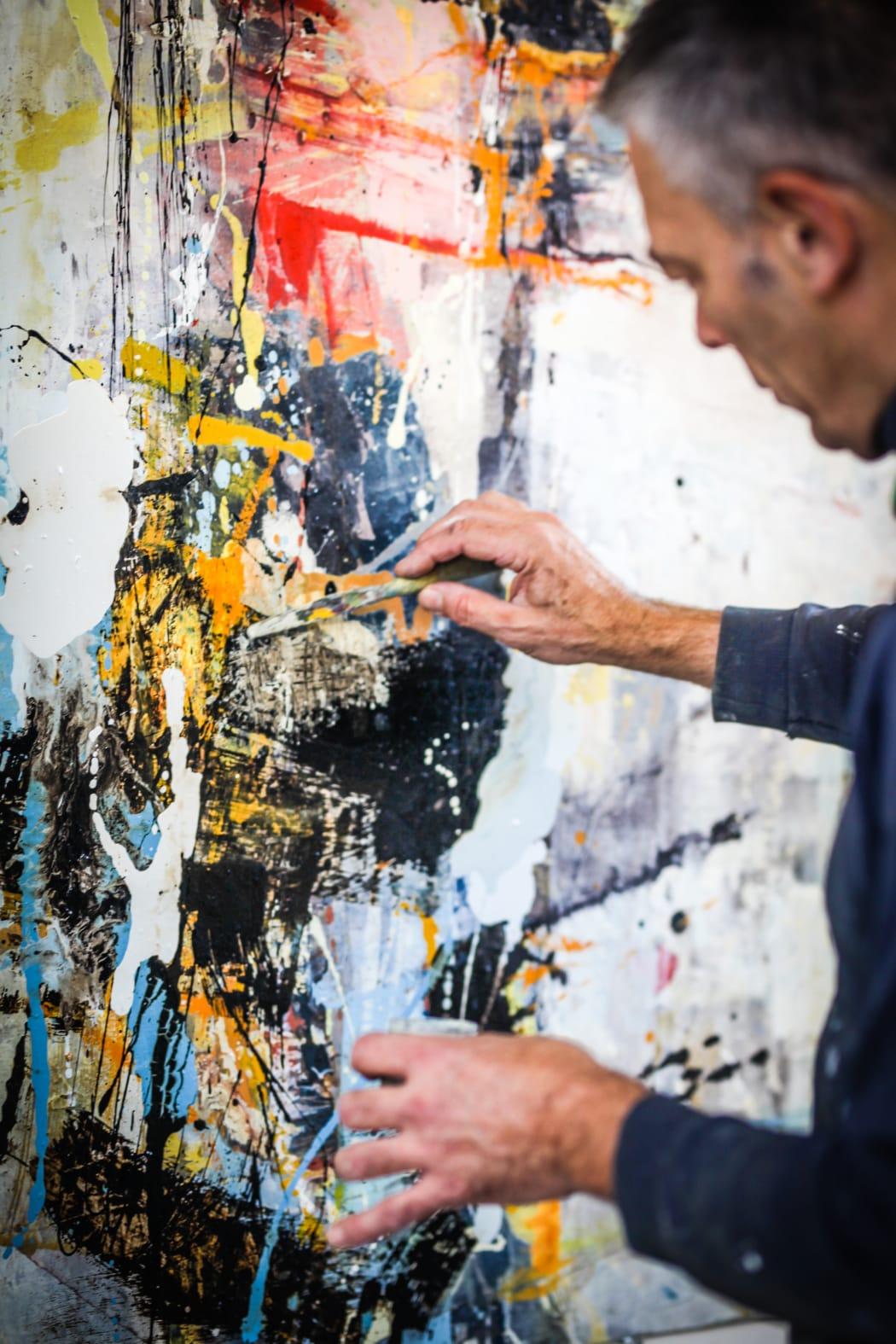 Artist Insights: Andrew Hood