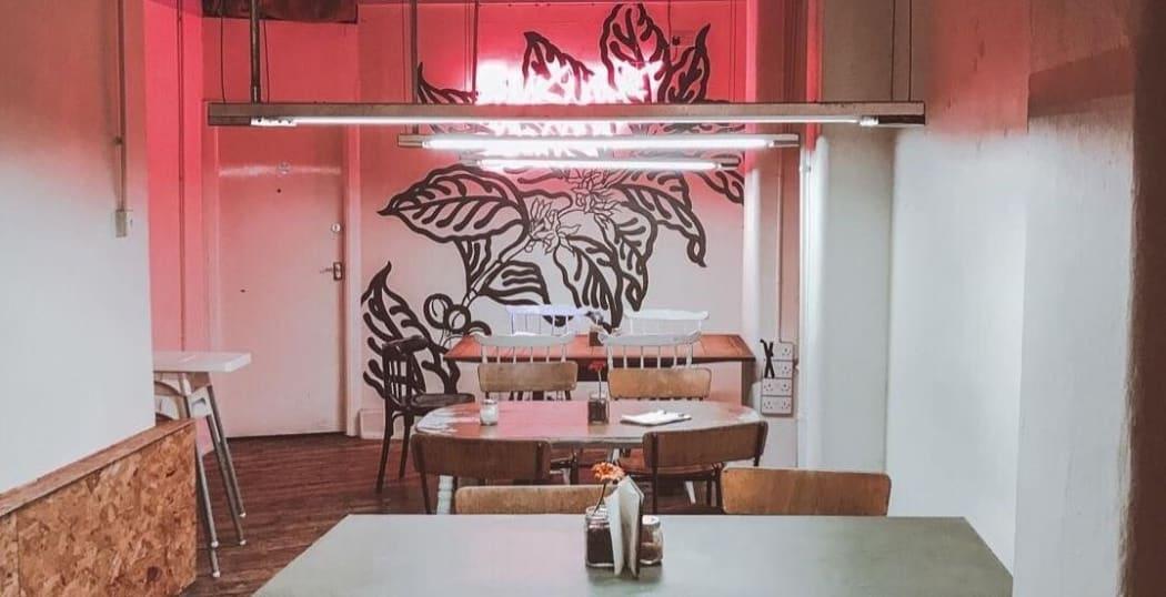 Pink Lane Coffee: Newcastle