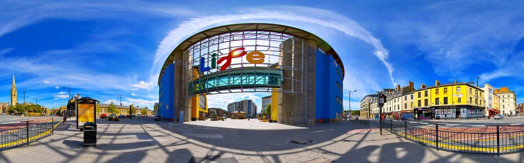 Life Science Centre: Newcastle