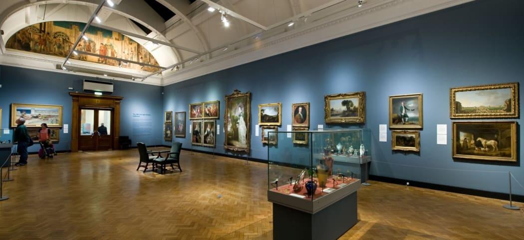 Laing art gallery: Newcastle