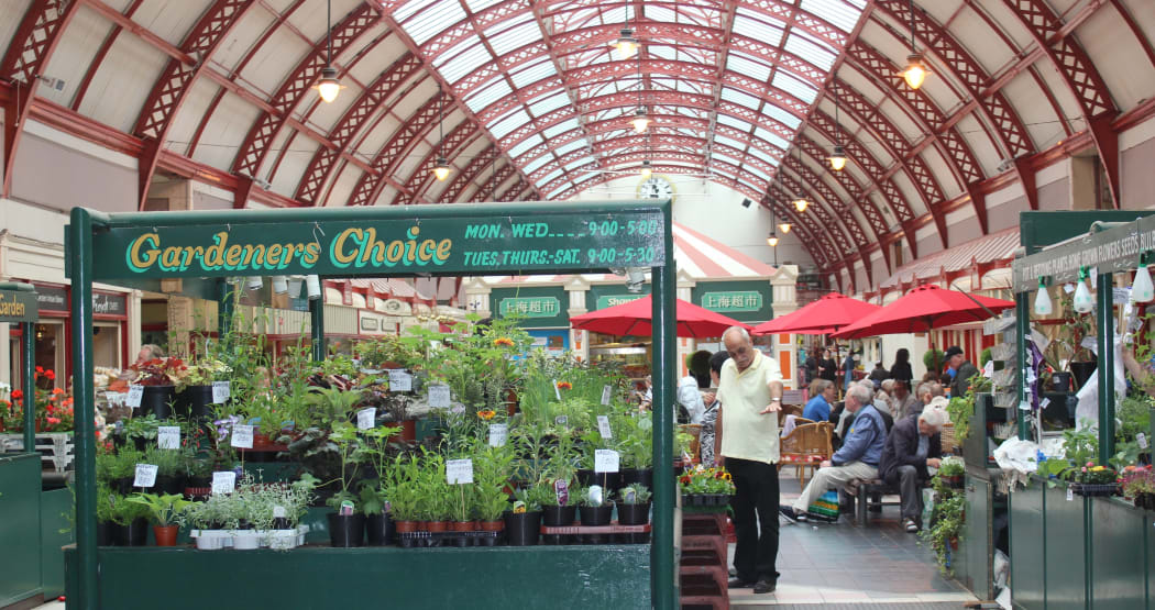 Grainger Market: Newcastle