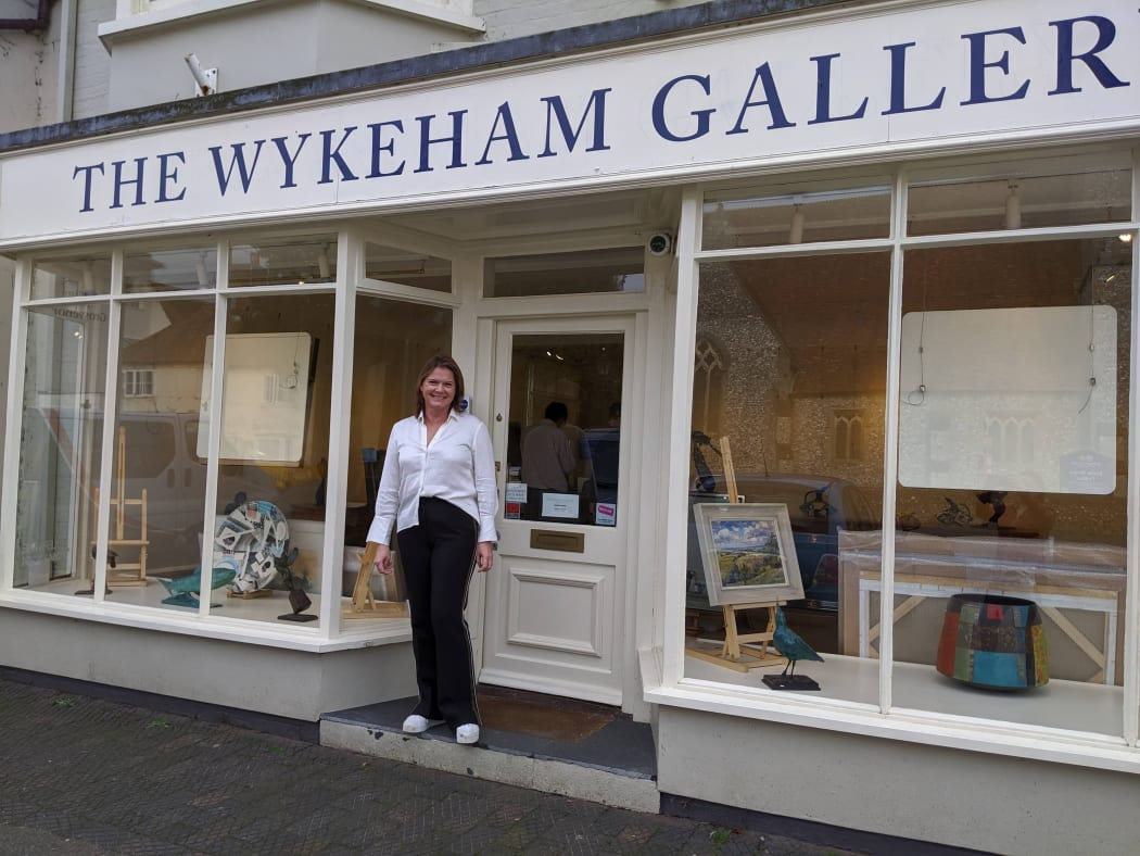 Appointment of New Gallery Manager