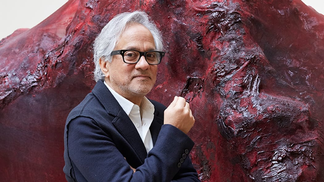 THE DARKNESS IN RED | ANISH KAPOOR