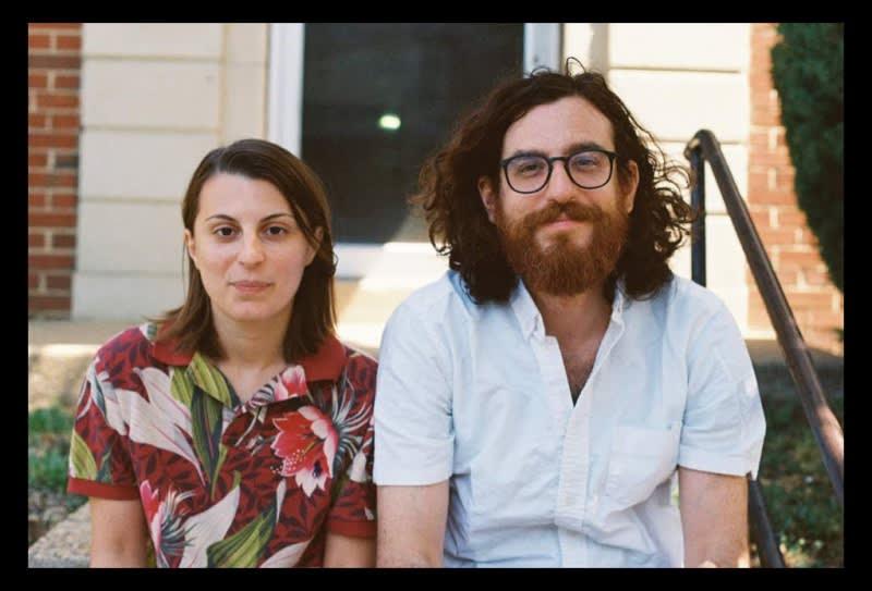 Marissa Fassano and David Carter- Zane Bennett Contemporary Art
