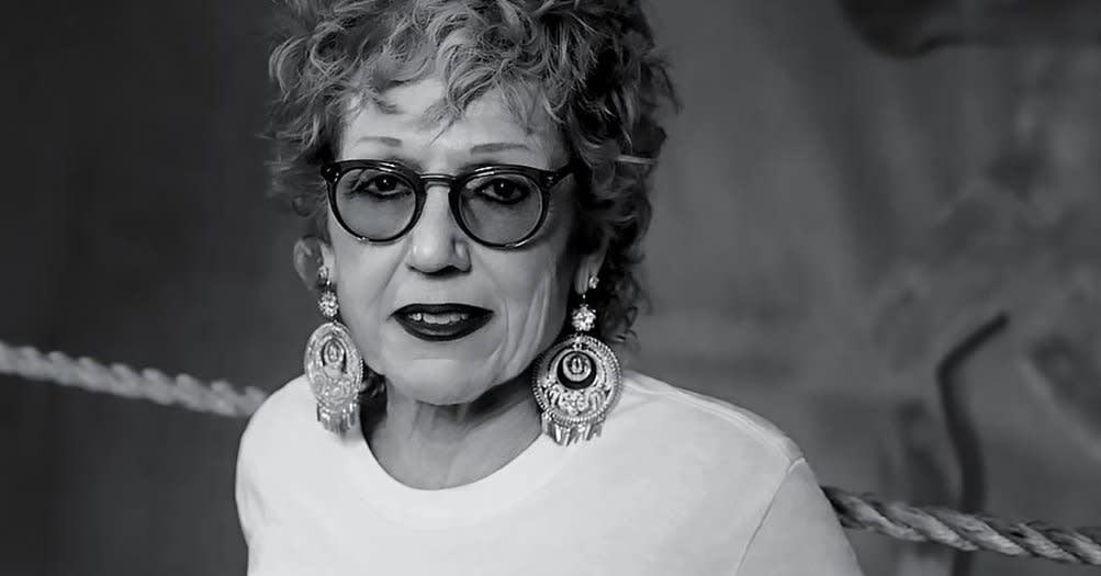 JUDY CHICAGO: THE GODMOTHER