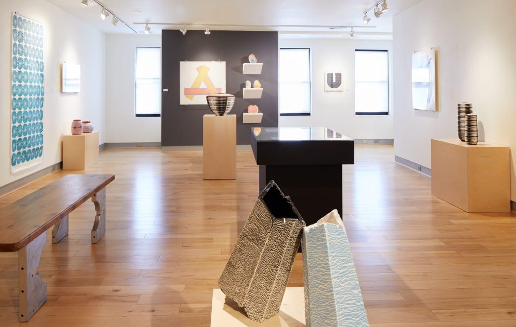 Spectrum Exhibition at Zane Bennett Contemporary Art