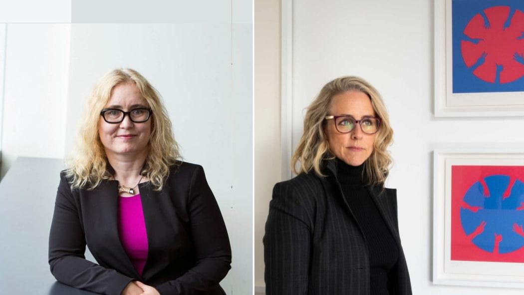 In Conversation, Renée B Adams, and Nicola Green