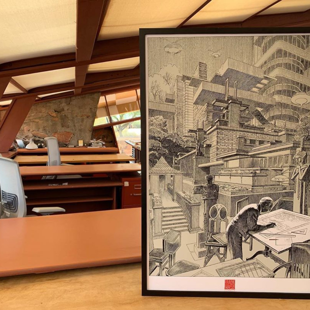 Coming Soon: Frank Lloyd Wright: Timeless