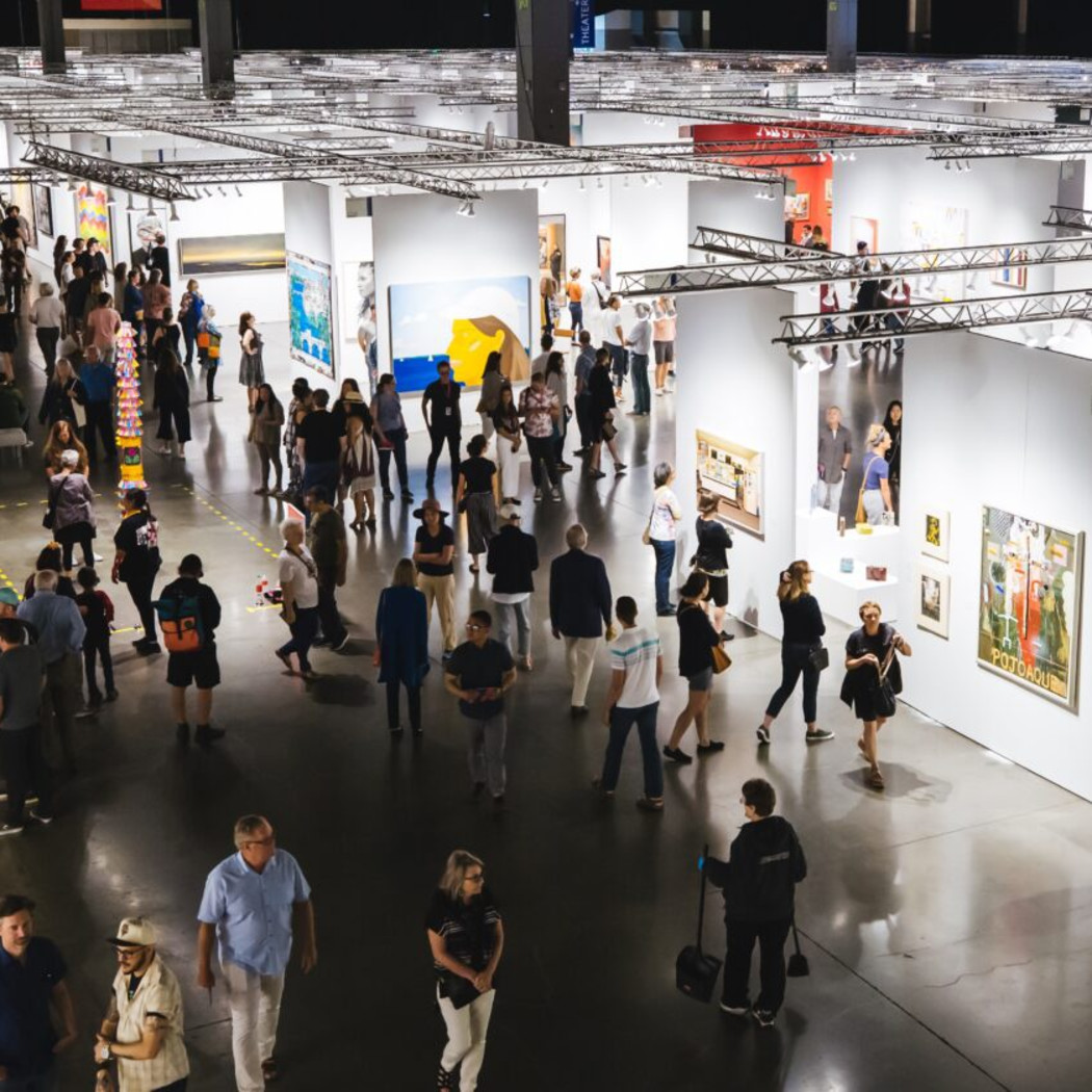 Announcing the 2019 Seattle Art Fair