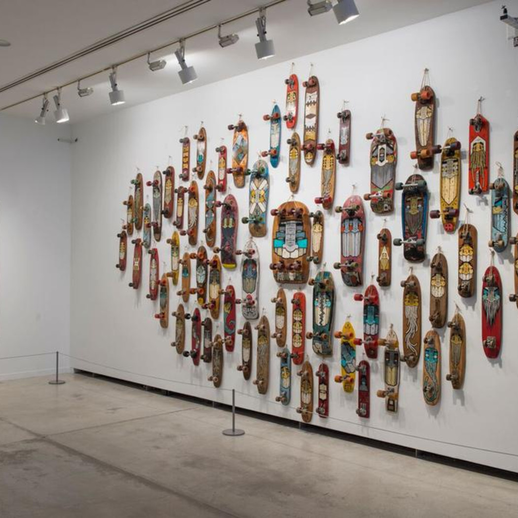 GATS featured in Juxtapoz X Superflat @ Vancouver Art Museum