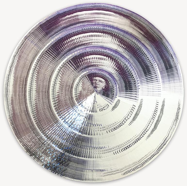 Penny, In A Spin - Twenty Sterling, 2017