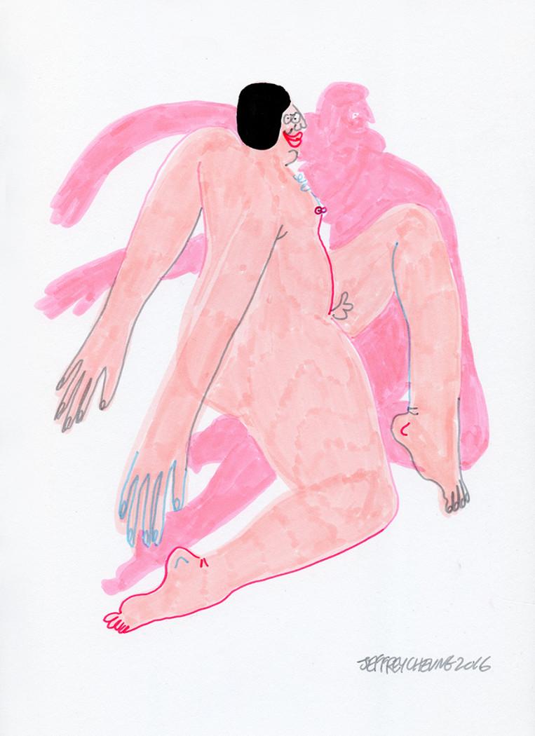 Jeffrey Cheung, Shadow, 2017
