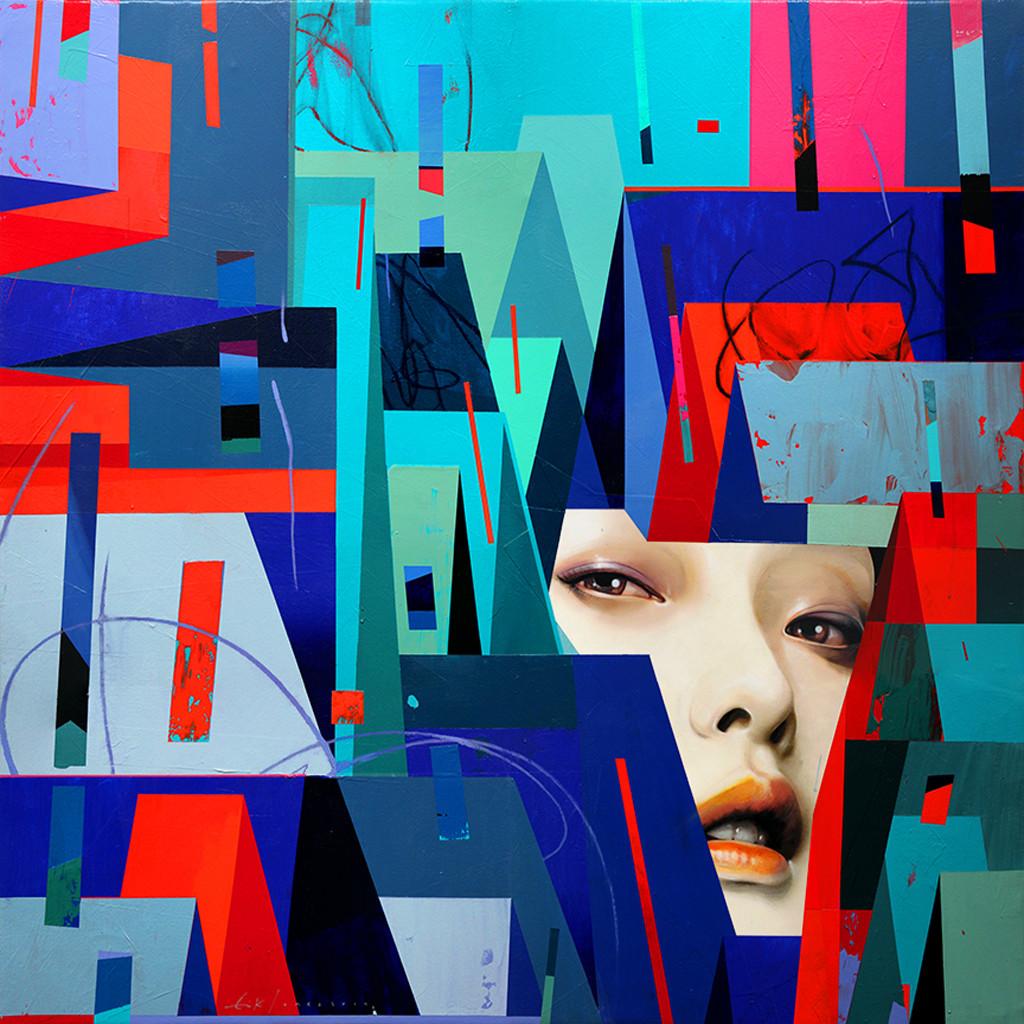 Erik Jones, City Searching, 2014