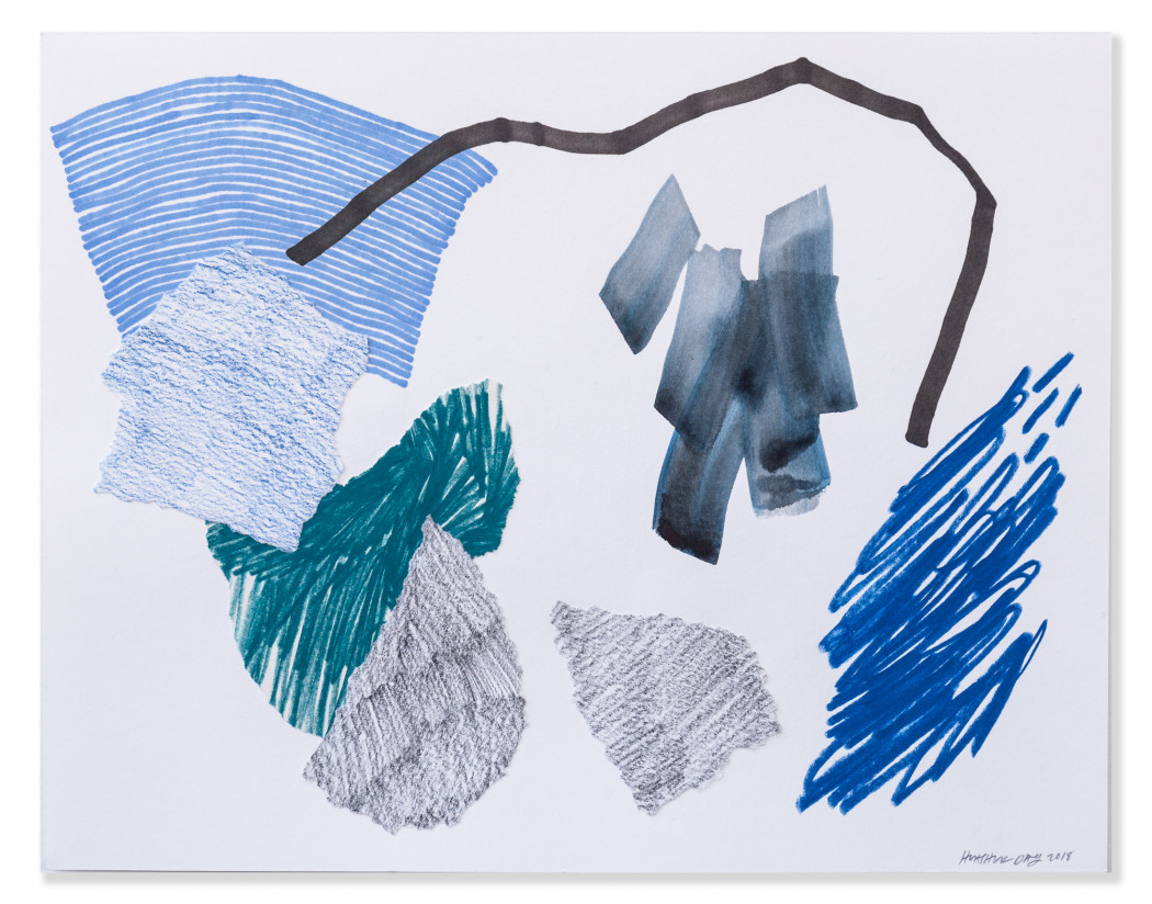 Heather Day, The More You Think About It #17, 2018