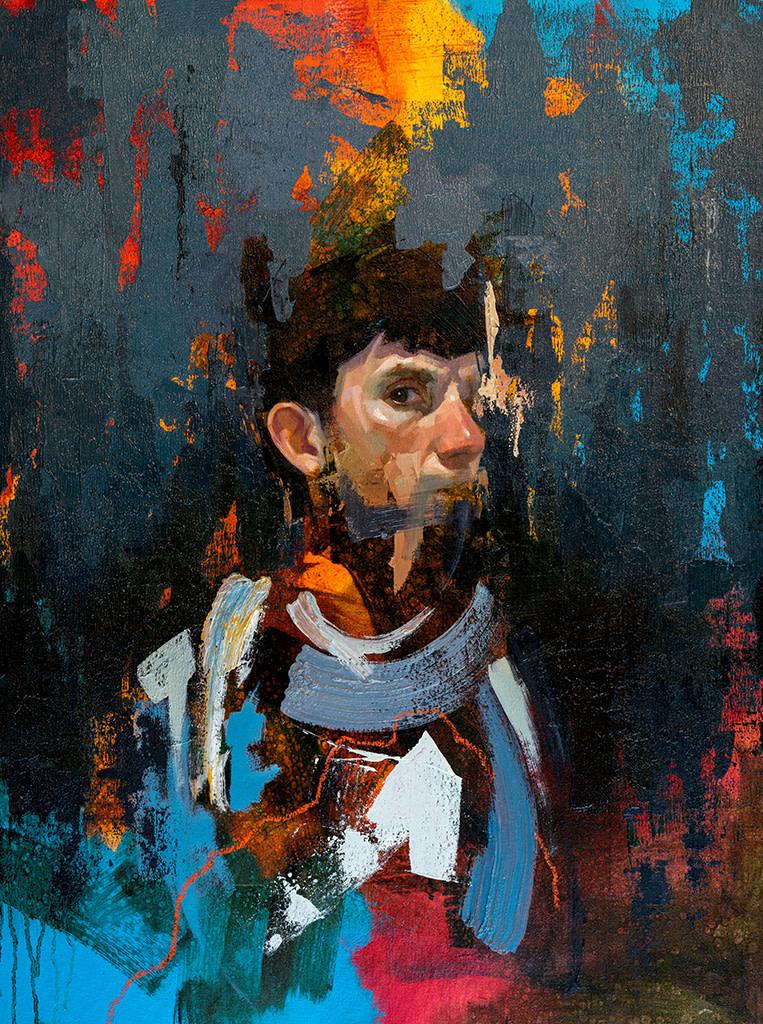 John Wentz, Un Oeil, 2018