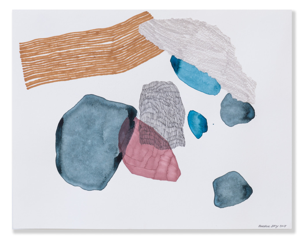 Heather Day, The More You Think About It #8, 2018