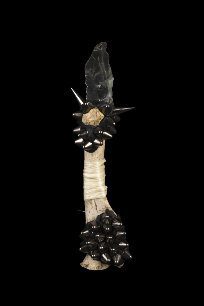 Lucien Shapiro, Elder Clear Andara Protection Shank, 2017