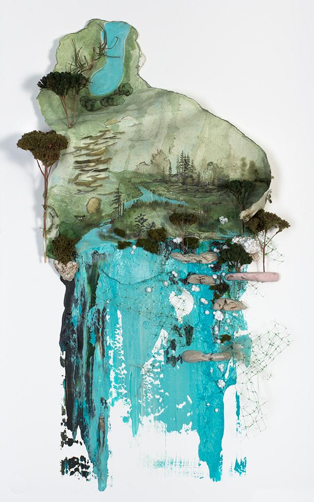 Gregory Euclide, Scrape 1, 2018