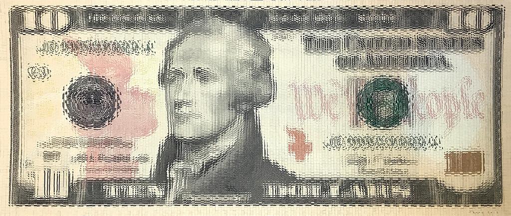 Penny, Inflation - Ten Dollar - 01, 2017