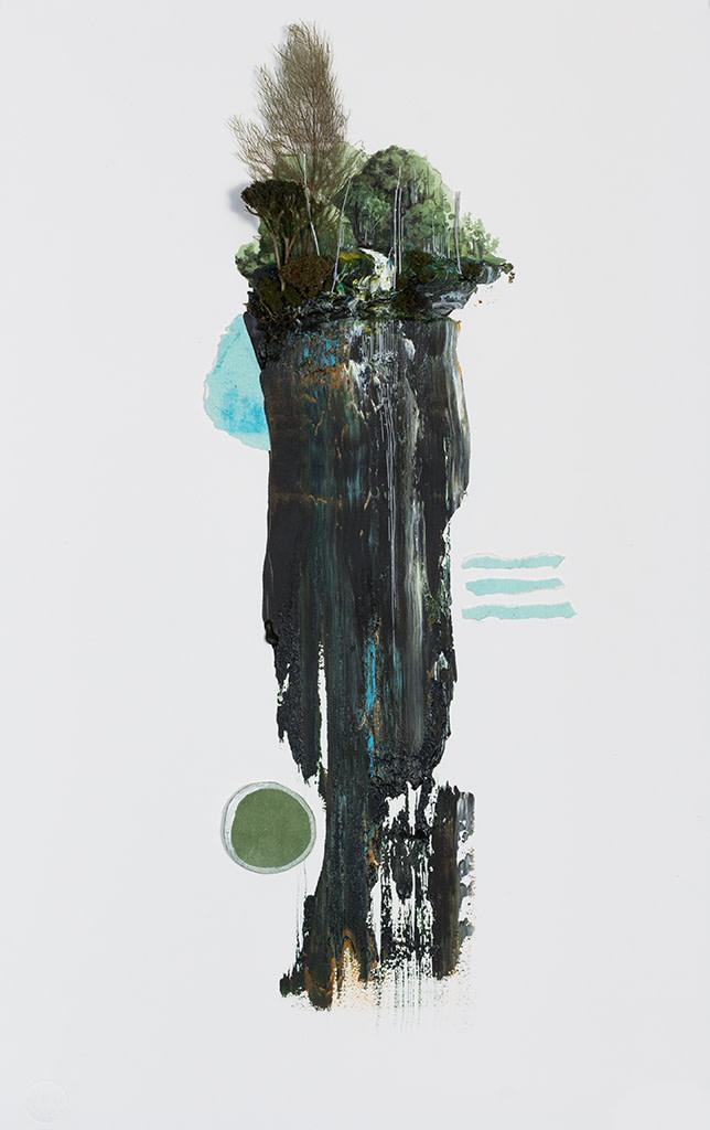 Gregory Euclide, Scrape 3, 2018