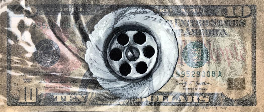 Penny, Drain - Ten Dollar, 2019