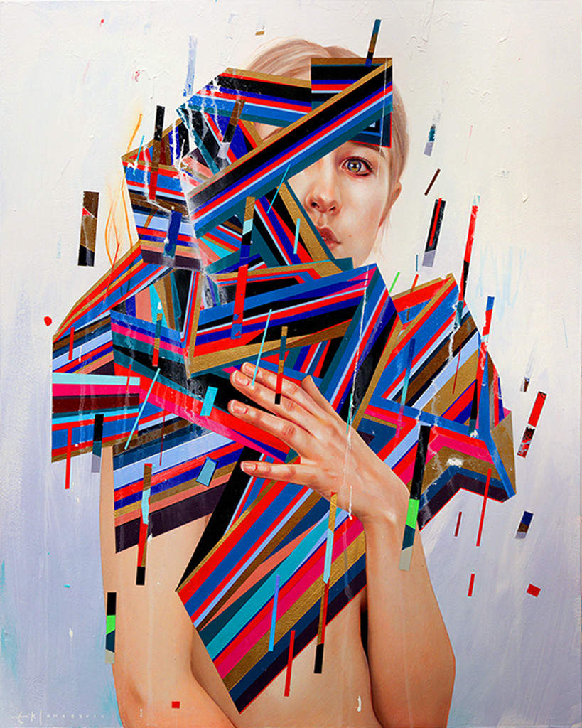 Erik Jones, Ribbon, 2014