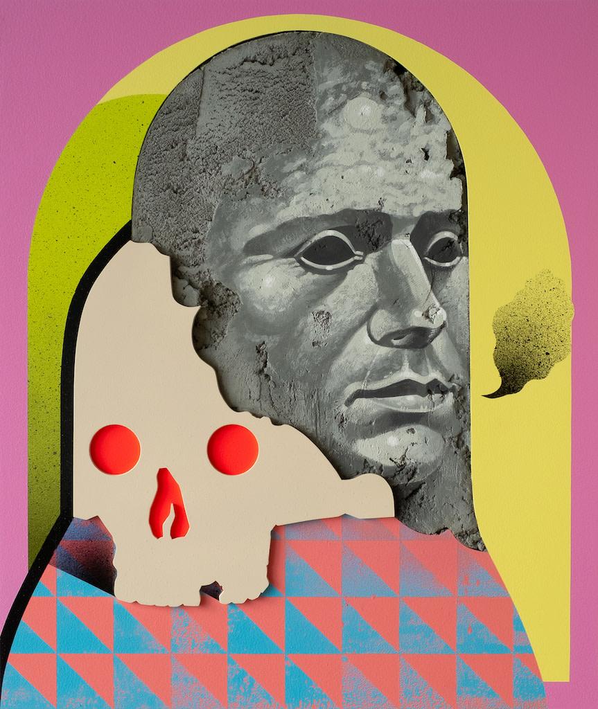 Michael Reeder, Relic, 2018