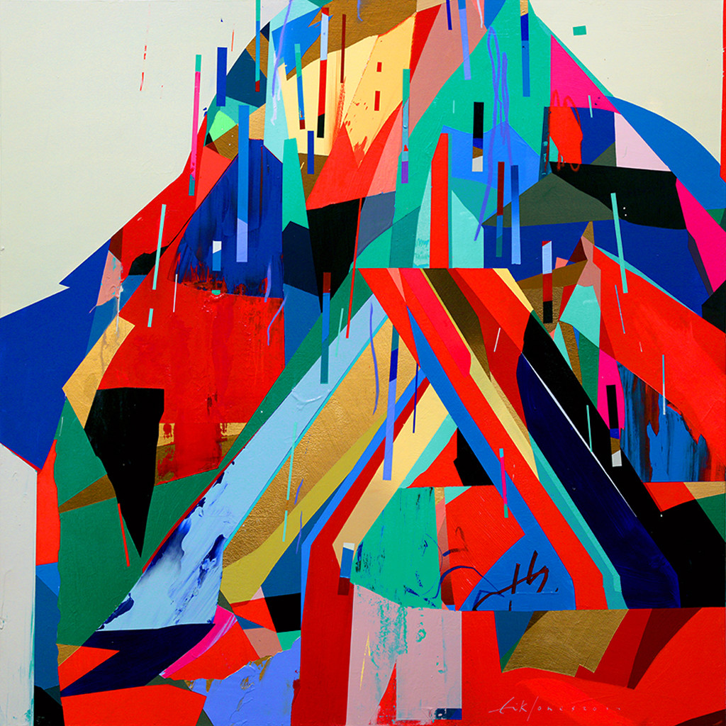 Erik Jones, Bridge On Mountain, 2014