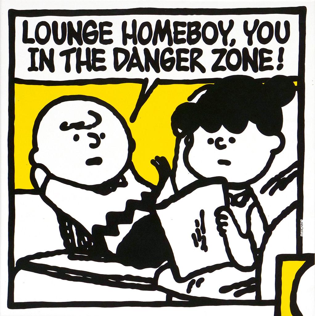 Mark Drew, Lounge Homeboy (Erick Sermon), 2018