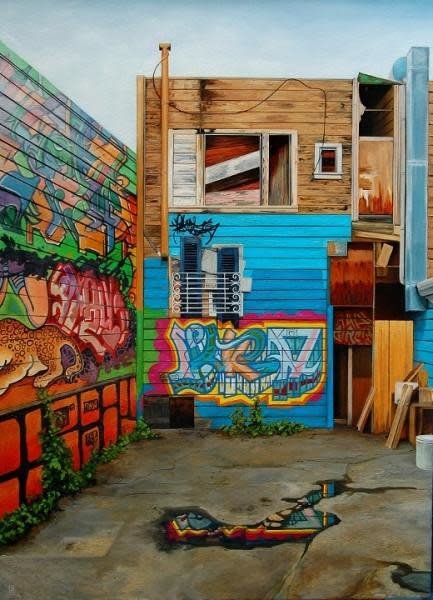 Jessica Hess, Mission Alley