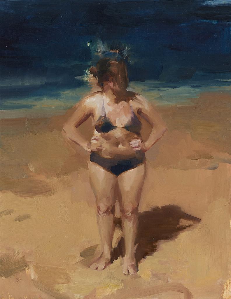 Kim Cogan, Sunbather, 2019