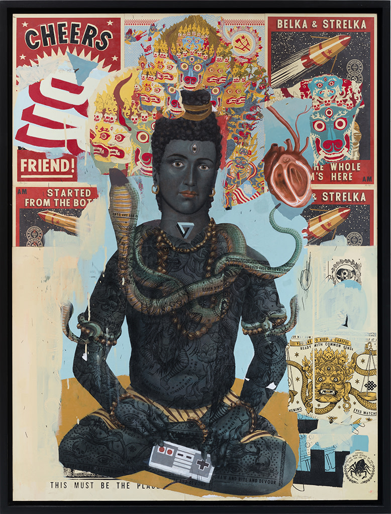 Ravi Zupa, Other Avatar, 2019