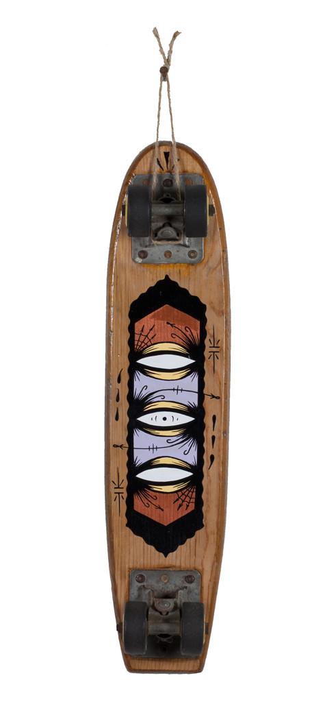 GATS, Skateboard 6, 2018