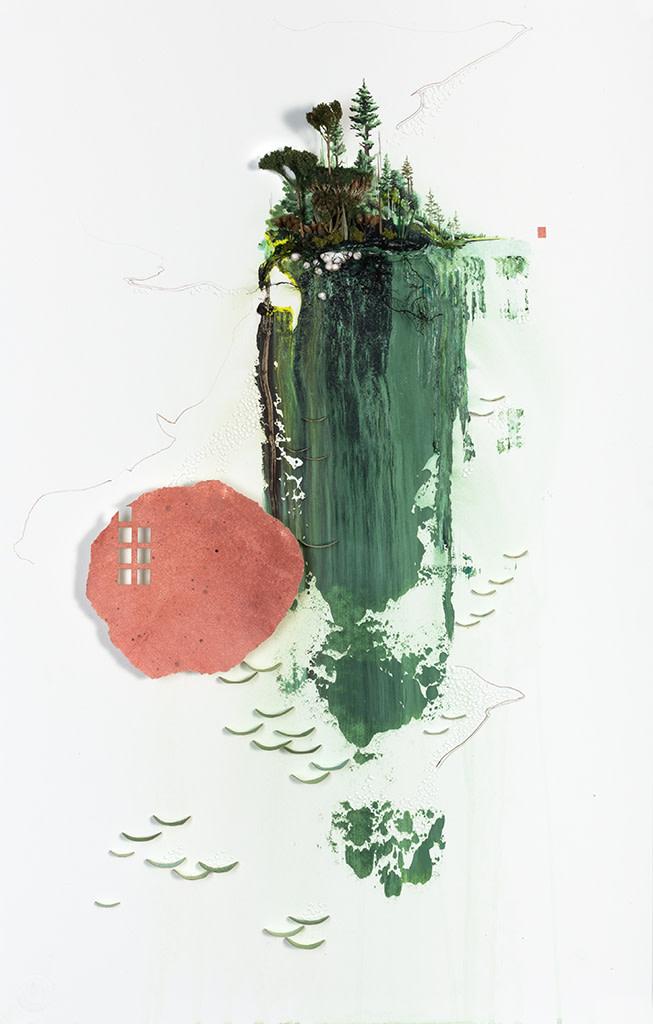 Gregory Euclide, Scrape 8, 2018