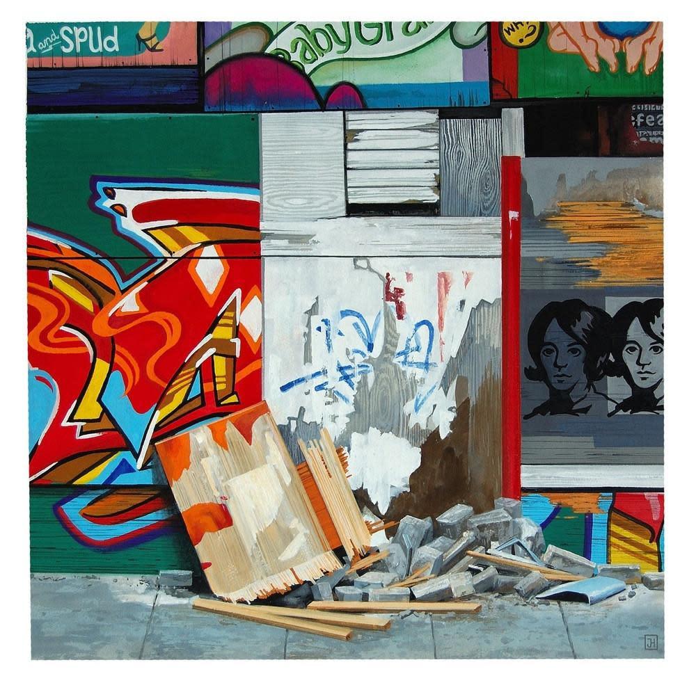 Jessica Hess, Demolition VIII