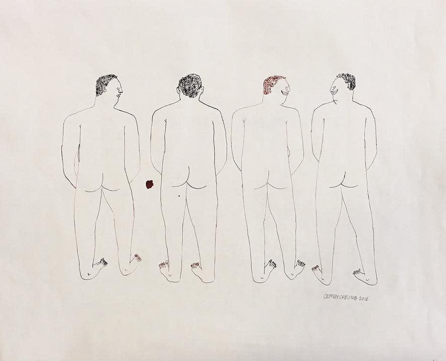 Jeffrey Cheung, Urinal 4