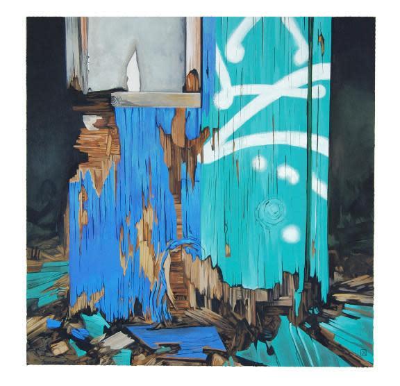 Jessica Hess, Demolition I