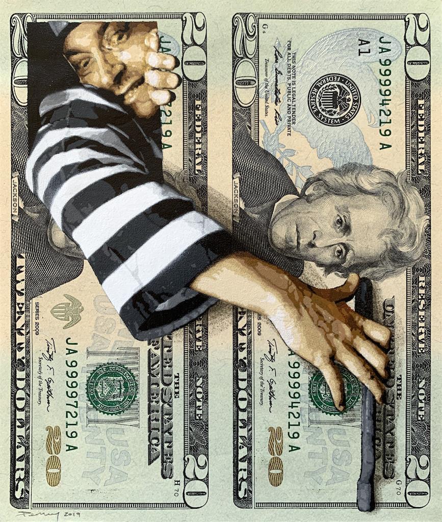 Penny, Breakout Twenty Dollar, 2019