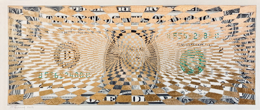 Penny, It's Just an Illusion - Gold, 2019