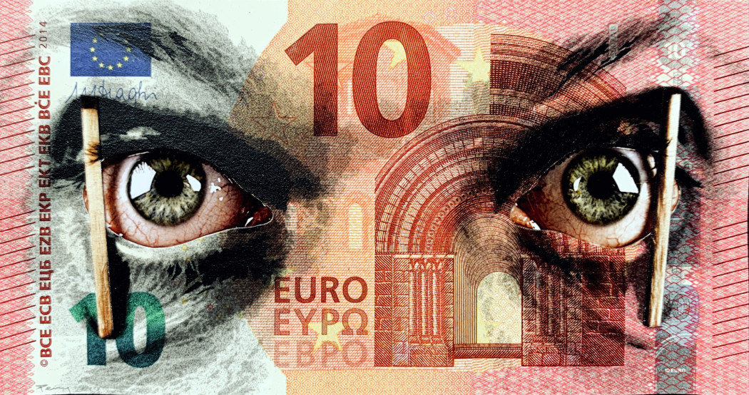 Penny, Late in the Day - Ten Euro, 2019