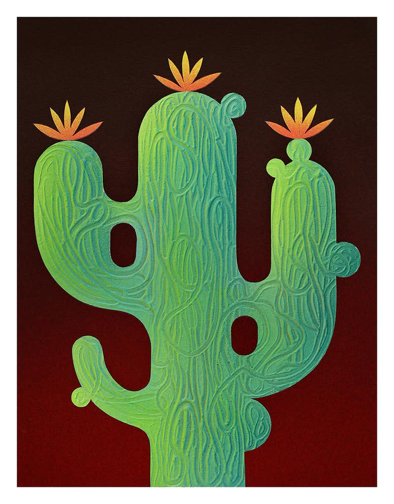 Casey Gray, Saguaro Cactus, 2017
