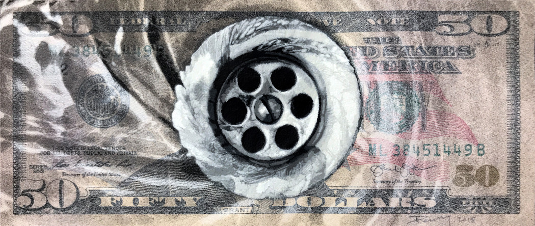 Penny, Drain - Fifty Dollar, 2019