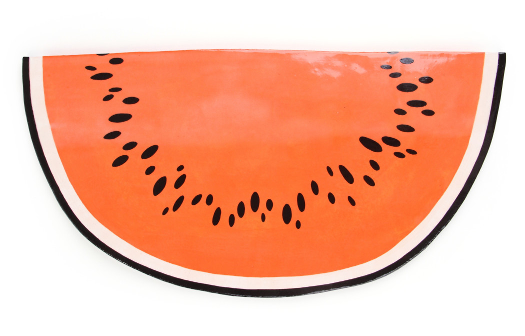 Lorien Stern, Black Diamond Watermelon, 2019