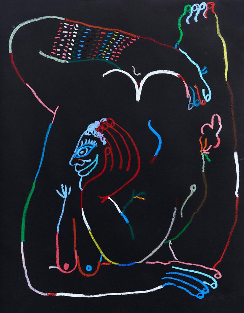 Jeffrey Cheung, Color, 2019