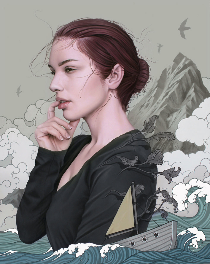 Sarah Joncas, Brave Seas, 2019