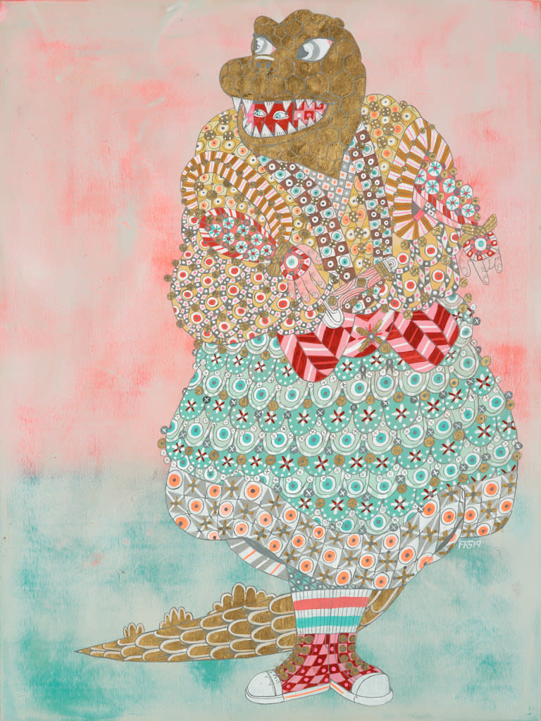 Ferris Plock, He's Got To Go, 2019
