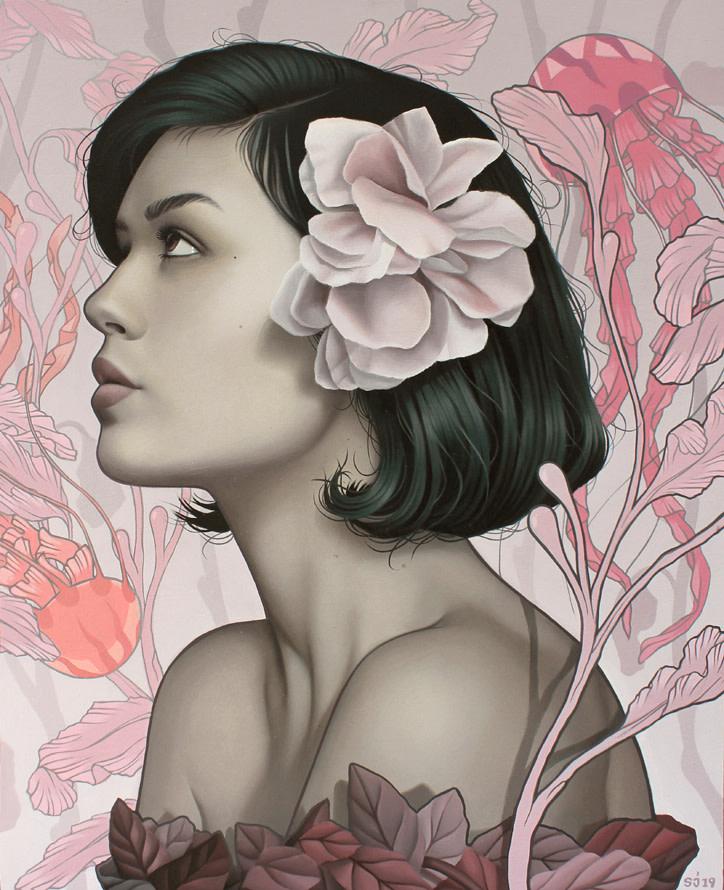 Sarah Joncas, Anemone Dreams, 2019