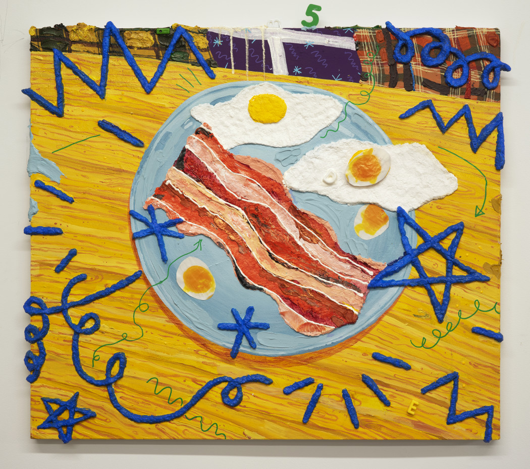 Nicole Dyer, Eggs & Bacon, 2019